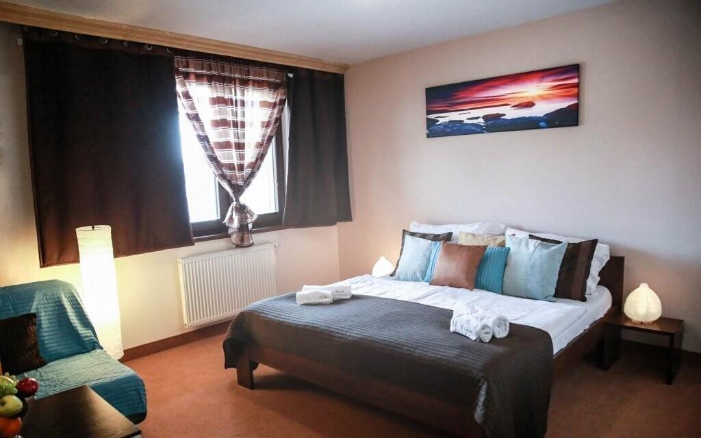 K dispozícii sú aj komfortnejšie izby Superior