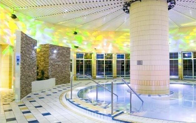 V cene balíčka je celodenný vstup do kúpeľov Thermalpark