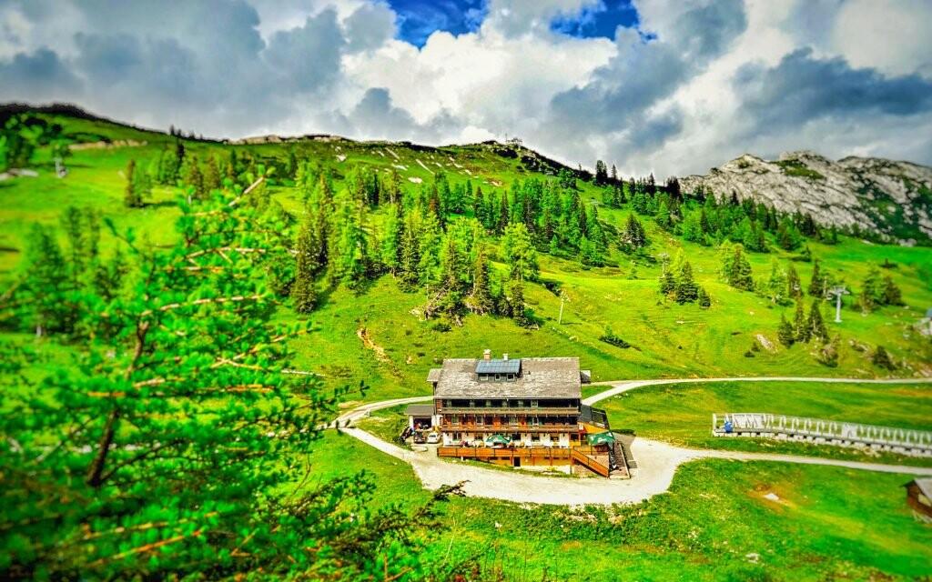 Hotel Alpen Arnika *** Bad Mitterndorf, rakouské Alpy