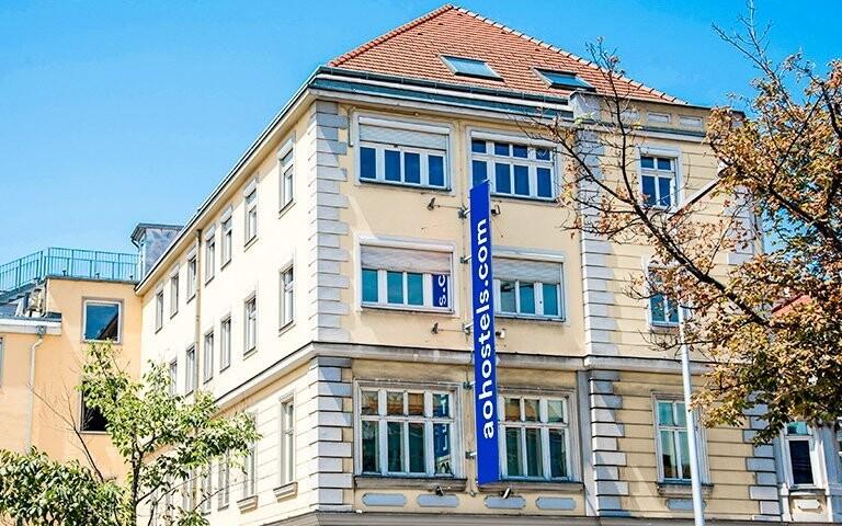 Ubytujte se v Hotelu A&O Wien