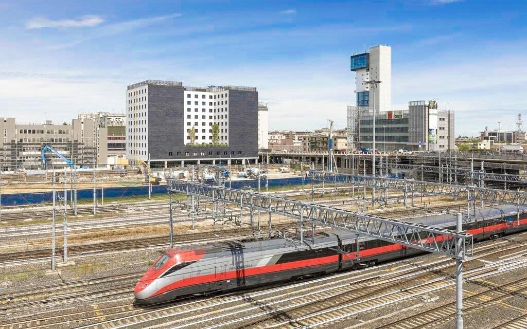 A&O Venezia Mestra stojí jen 500 metrů od nádraží