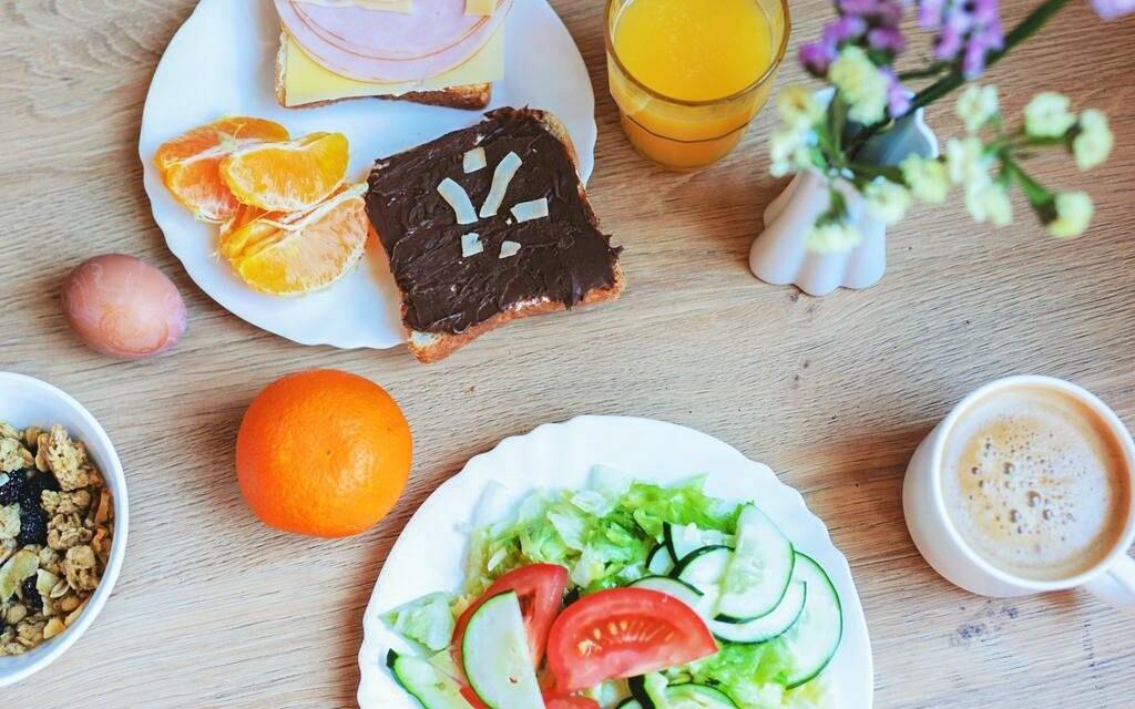 Ráno vás čeká snídaně formou bufetu