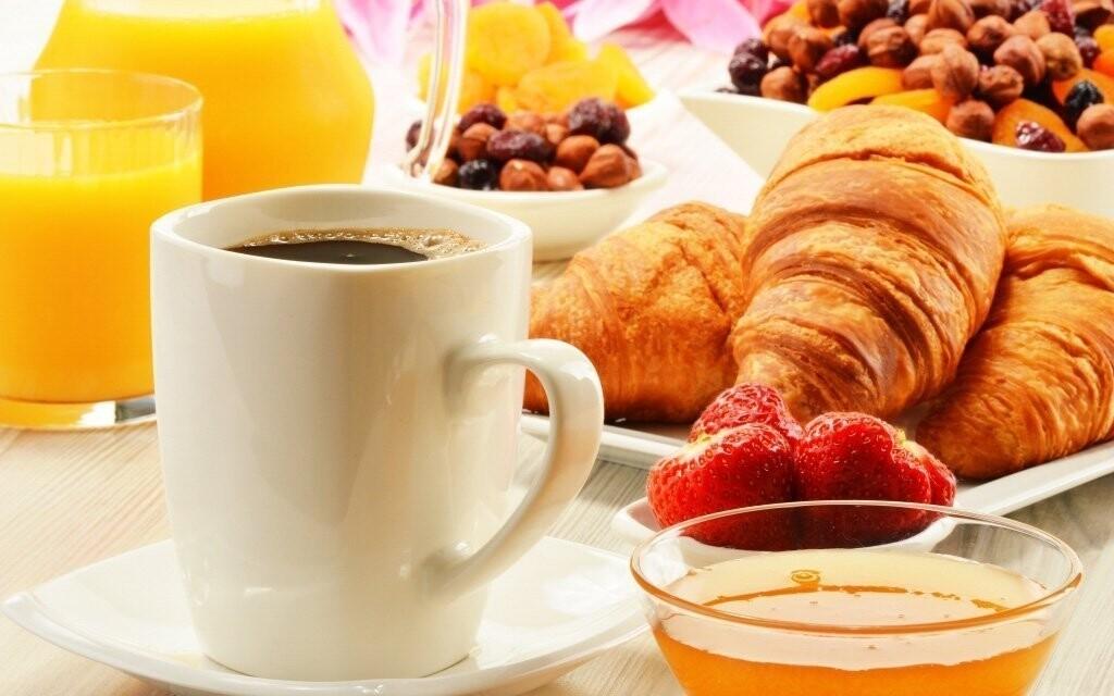 Posilněte se do dalšího dobrodružství dobrou snídaní