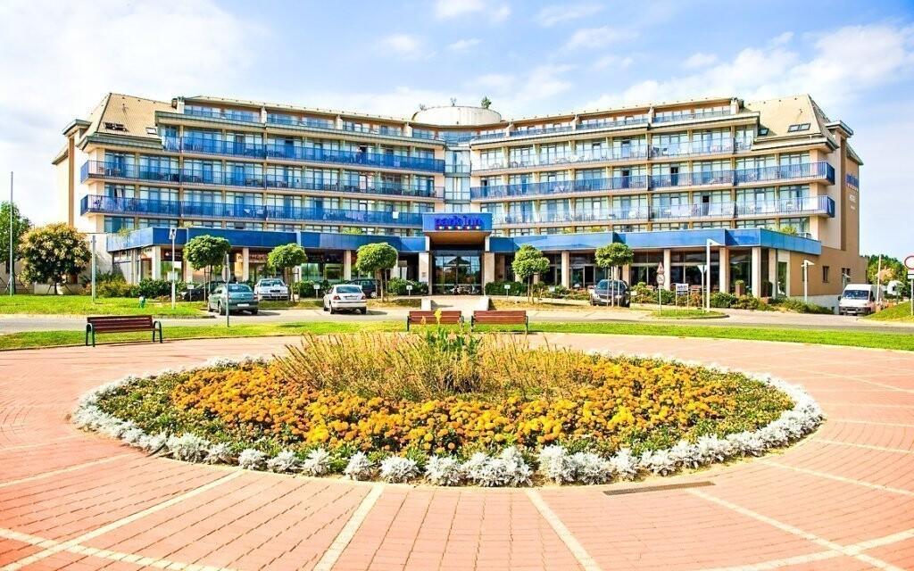 Užijte si pobyt v hotelu Park Inn ****