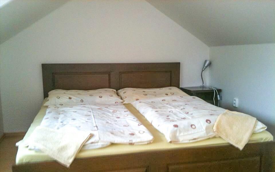 Izby hotela sú útulne vybavené
