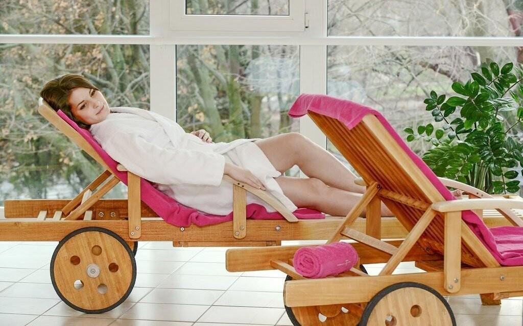 Čeká vás luxusní wellness centrum