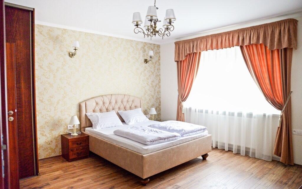 Pokoje Lux nabízí ten největší komfort