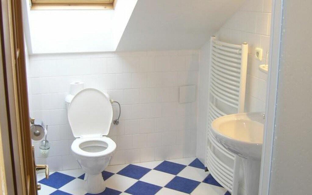 Najdete na nich také vlastní koupelnu