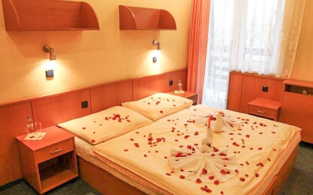 Ubytování je pohodlné a plně vybavené