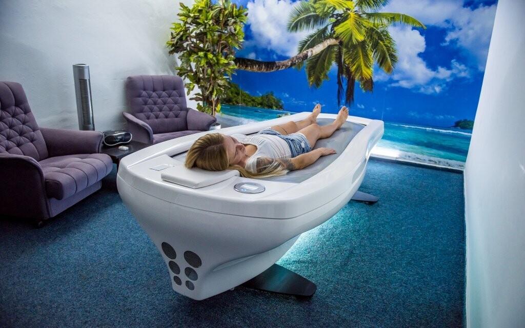Užite si relaxáciu a rozmaznávanie