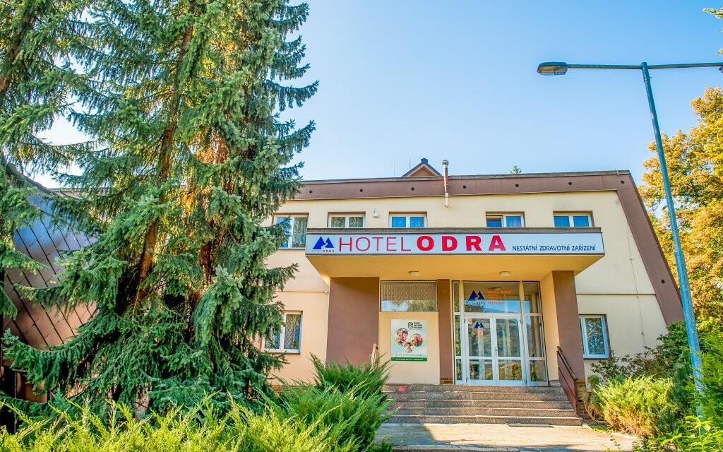 Hotel Odra *** Ostravice, Beskydy blízko Lysej hory