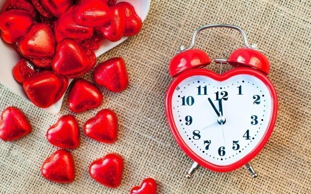 Najvyšší čas na romantický darček