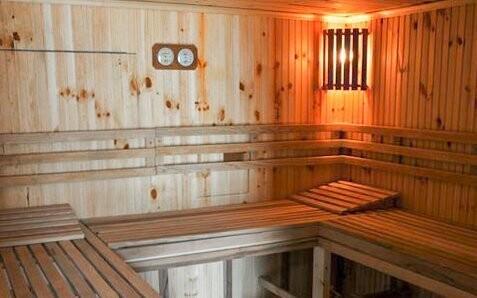 Dopřejte si odpočinek v sauně