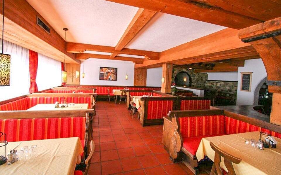 V reštaurácii ochutnáte tirolskú kuchyňu