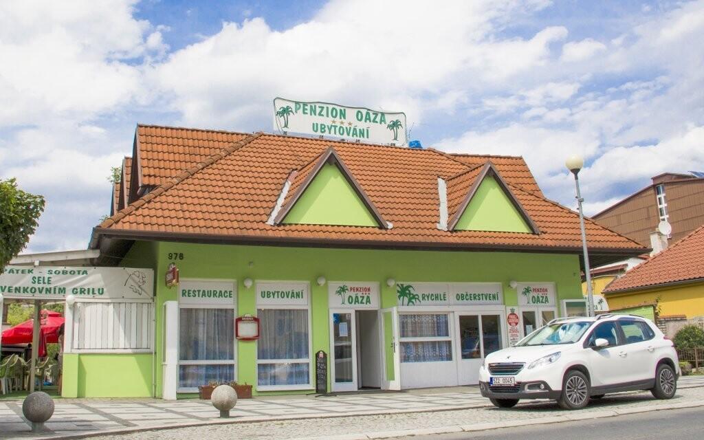 Bydlet budete v Penzionu Oáza Luhačovice