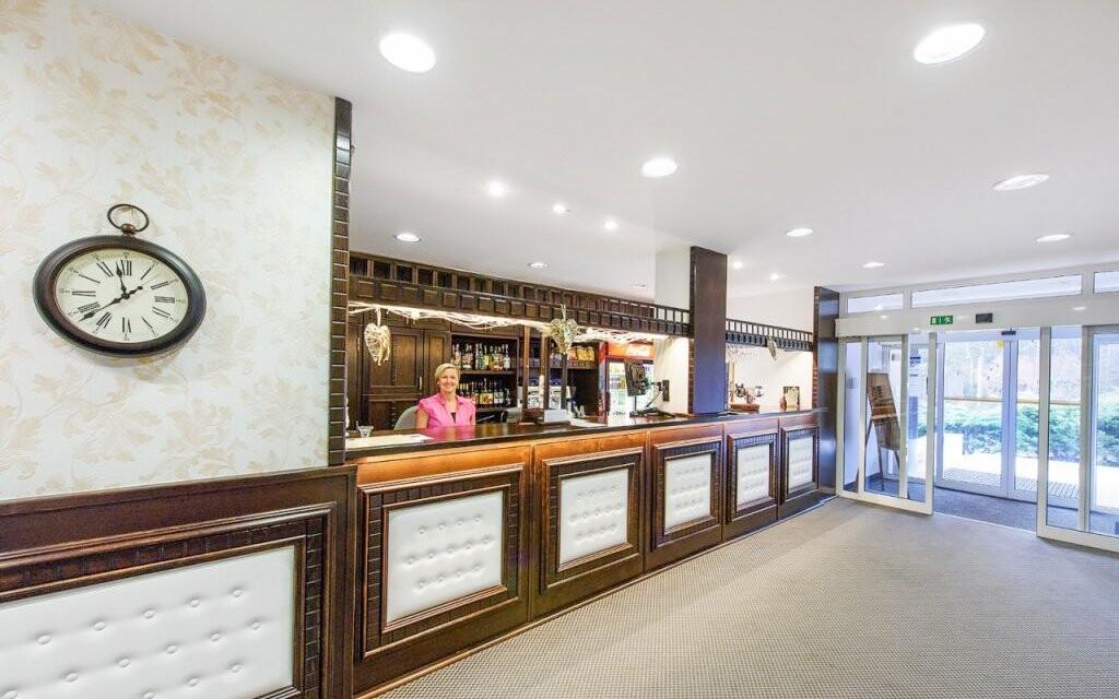Užite si pobyt v Hoteli Jesenice