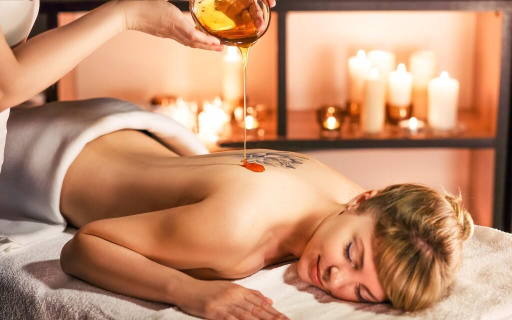 Užijte si skvělé relaxační procedury