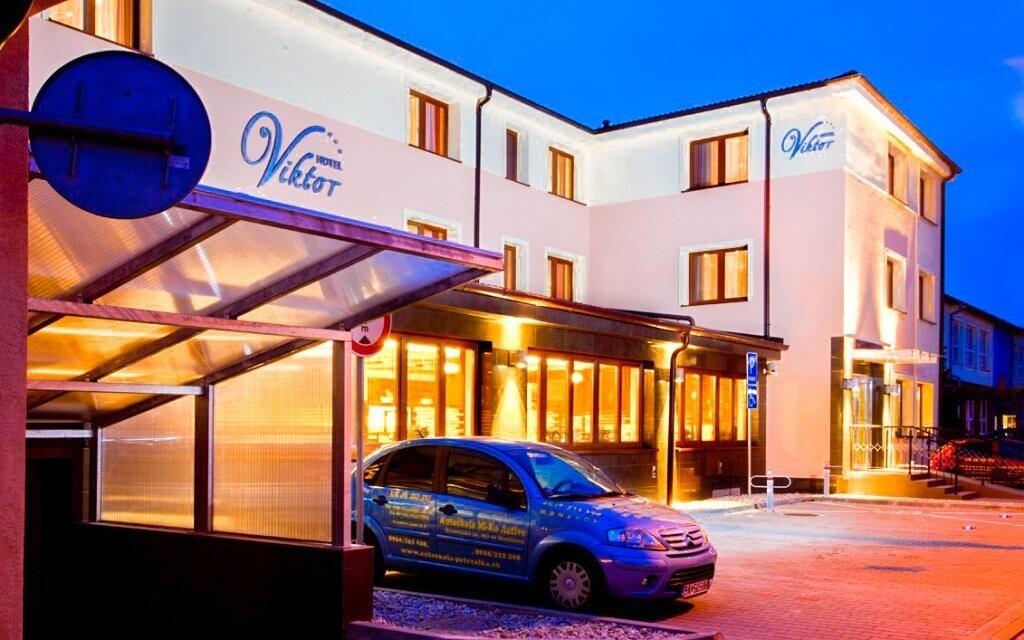 Užijte si ubytování v hotelu Viktor ***