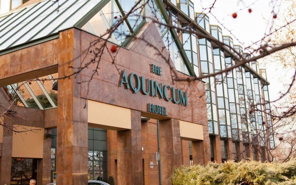The Aquincum Hotel Budapest ****