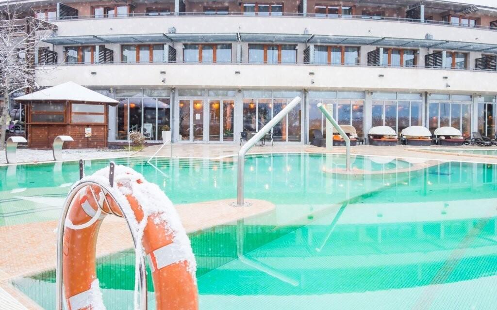 Těšte se na bazény s horkou vodou