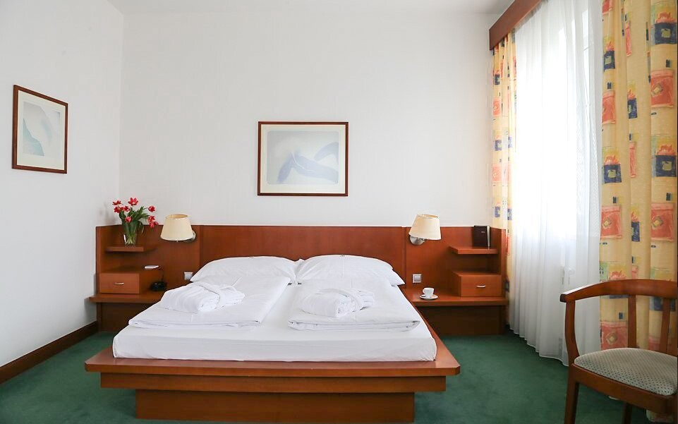 Izby sú čisté a priestranné