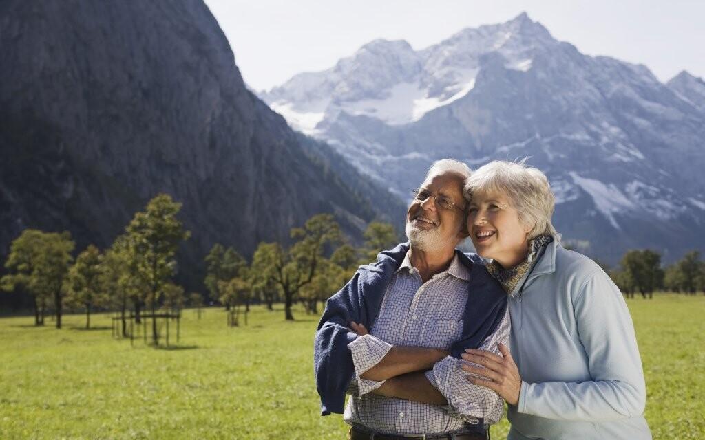 Turistika v rakouských Alpách, Hochkar, Rakousko