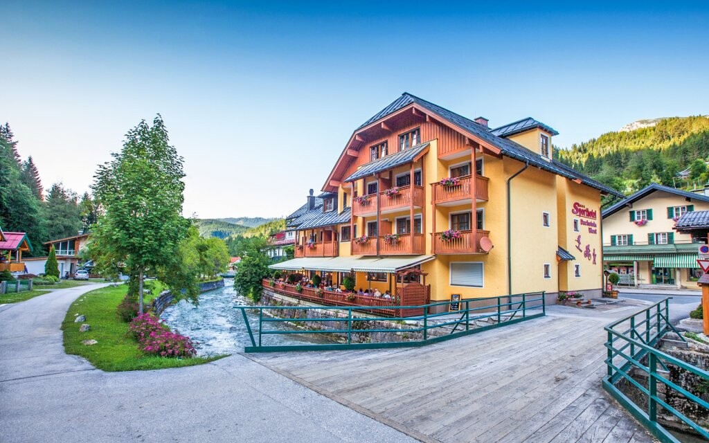 Vyrazte na pohodovou dovolenou do rakouských Alp