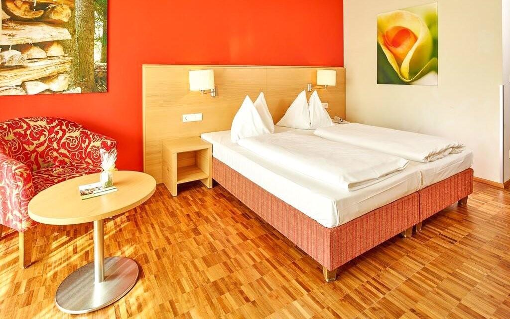 Izby sú moderné a pohodlné