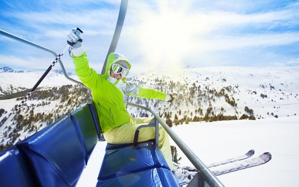 Užijte si zimní dovolenou v Rakousku