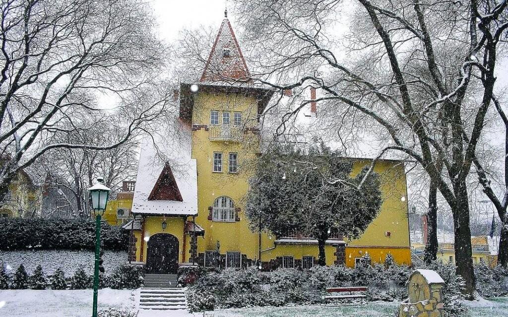 Fried Castle Resort **** je luxusní zámecký hotel