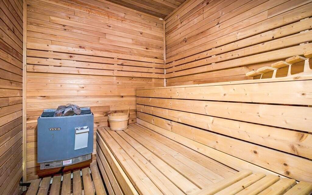 Zahrejete sa v saune