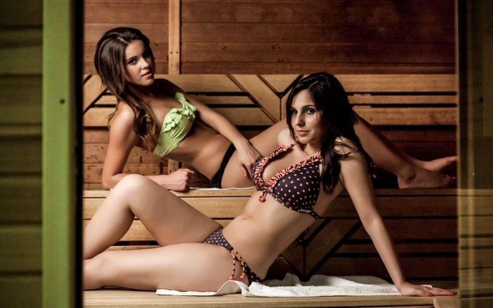 Nastartujte imunitu v sauně
