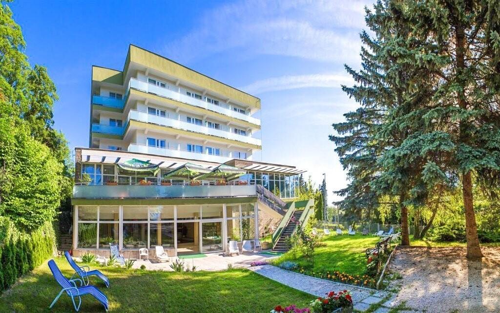 V CE Quelle Hotel **** se budete cítit jako v bavlnce