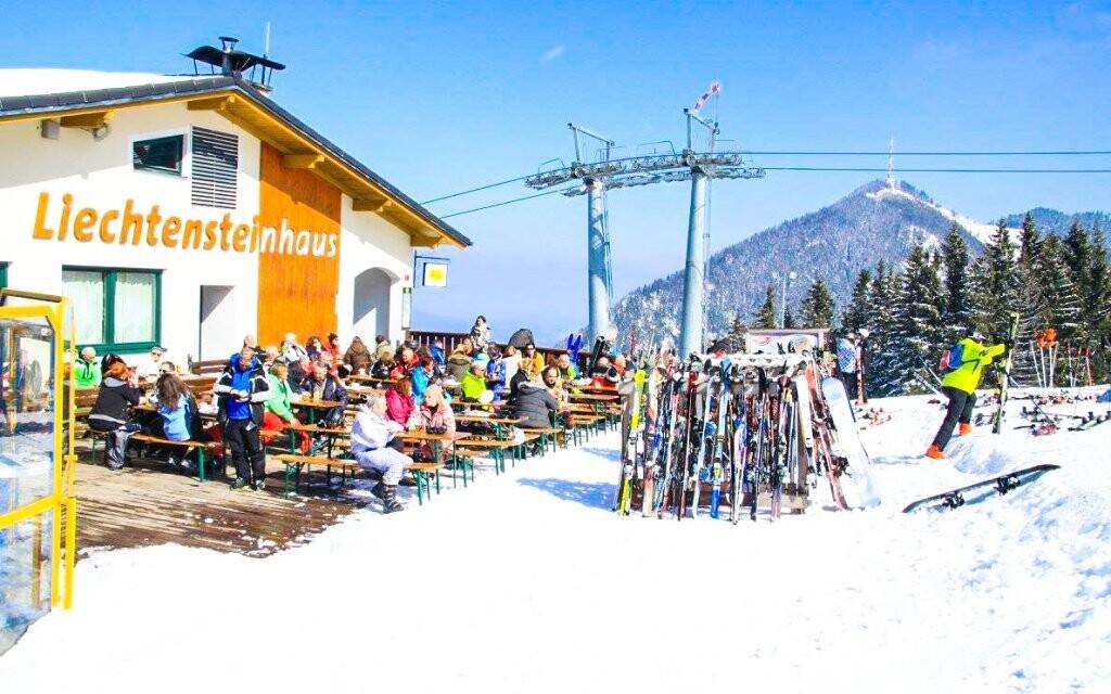 Užijte si pobyt ve Vídeňských Alpách