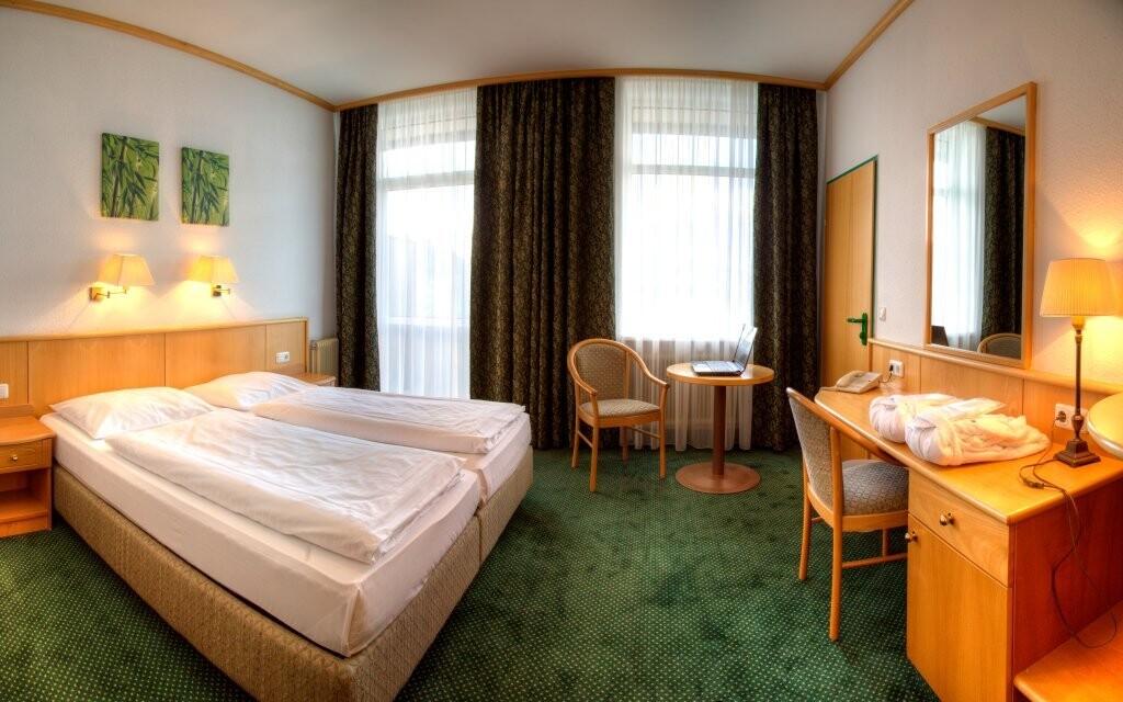 Izby sú čisté, svetlé a zaručujú maximálny komfort
