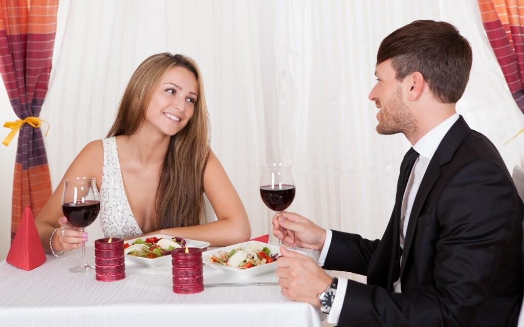 Vychutnejte si večeři při svíčkách