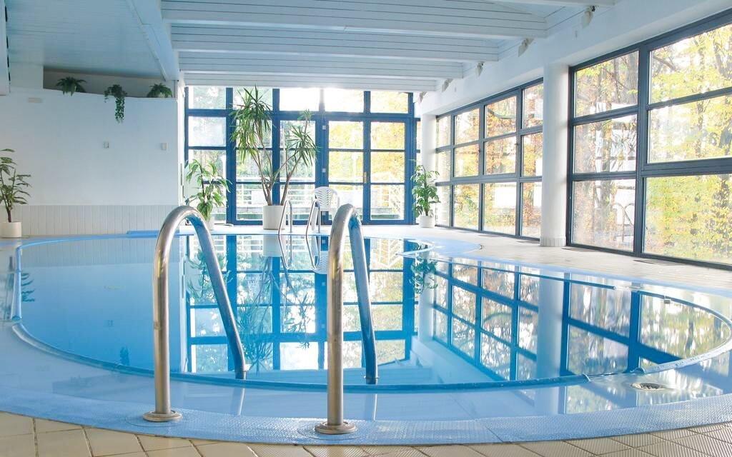 V Interhoteli America si užijete vnútorný bazén