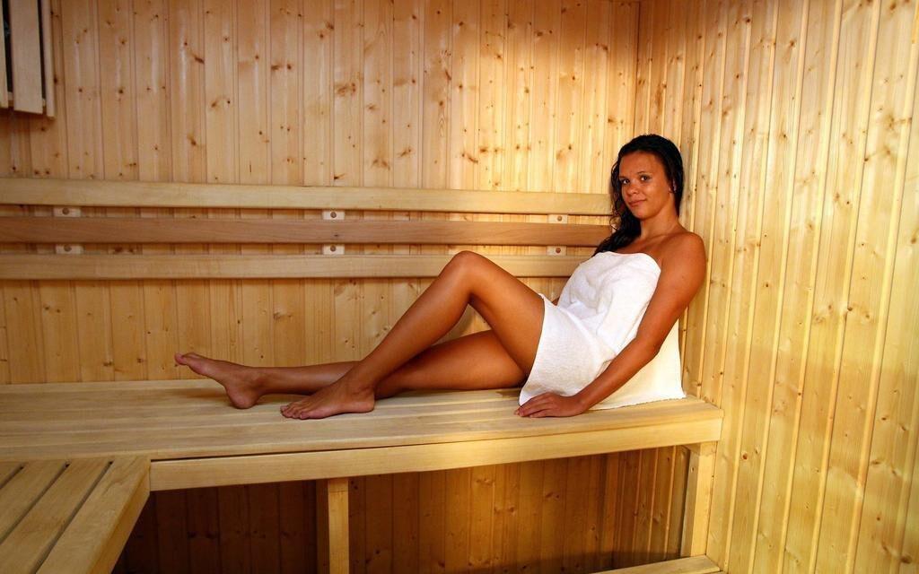Odpočiňte si v saune