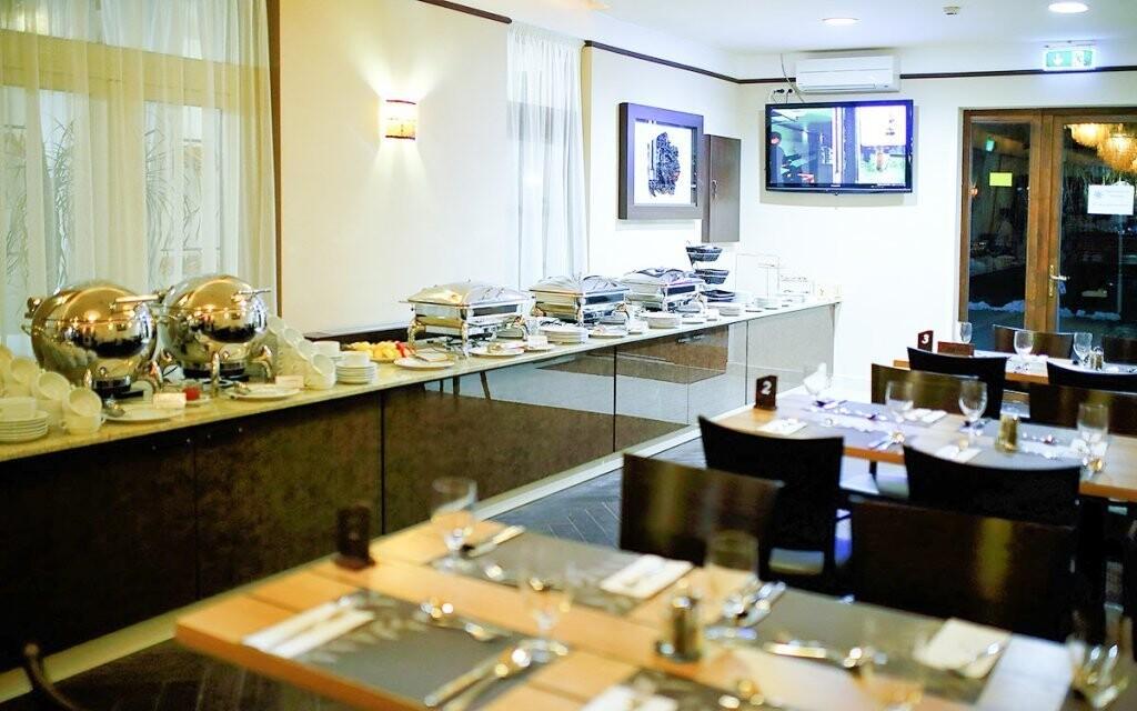 Jesť budete v tejto krásnej reštaurácii