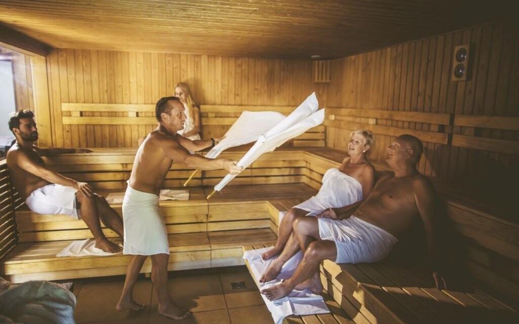 Zajděte si také do sauny