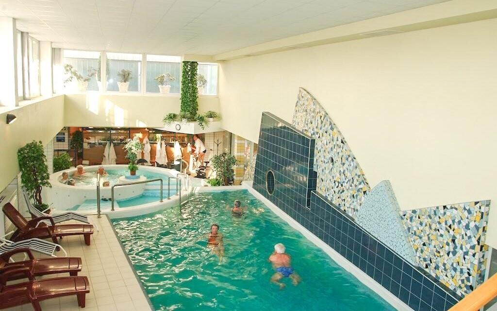 V ceně máte neomezený vstup do hotelového wellness