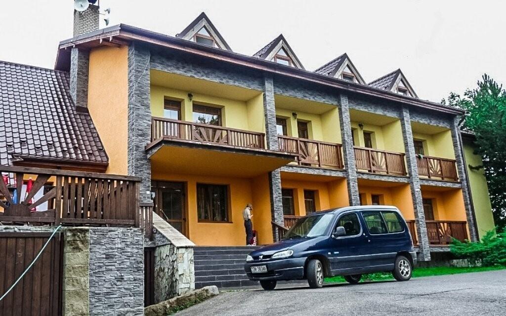 Hotel Trio *** leží v ideálnej lokalite