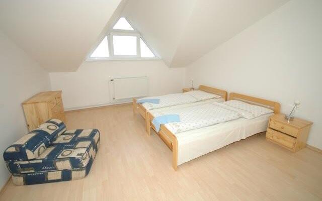 Izby sú krásne a pohodlné