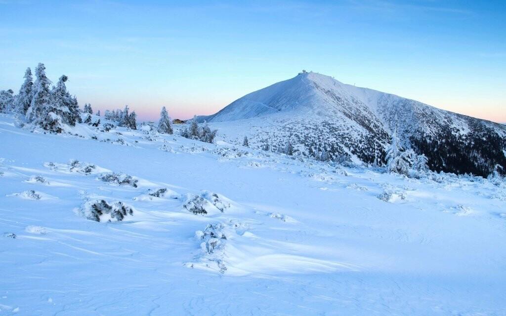 Nezabudnite na najvyššiu horu Sněžku