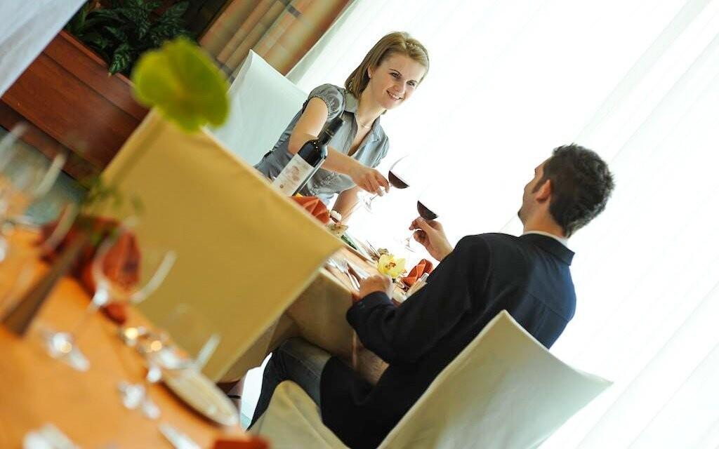Vychutnajte si polpenziu v hotelovej reštaurácii