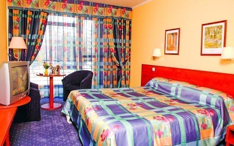 Čakajú vás komfortné dvojlôžkové izby