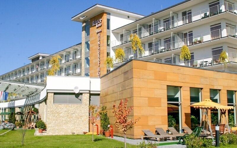 Hunguest Hotel Répce GOLD**** ponúka nadštandardné služby