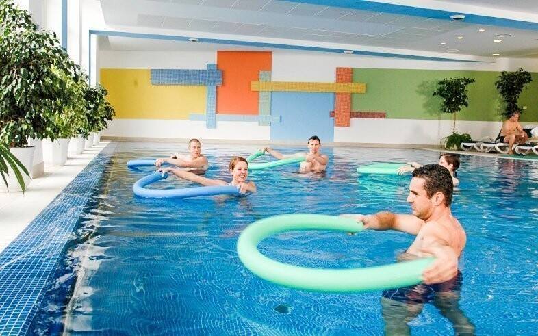 Hotelové wellness je otvorené celý deň