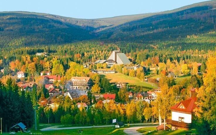 Hotel leží uprostred krásnej prírody