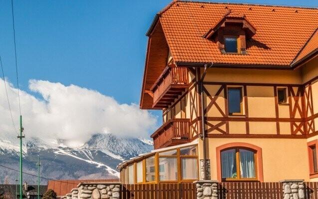 Penzión Baďo Vysoké Tatry Dovolenka Zľava Sleva